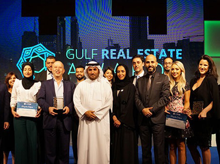 Kaizen Asset Management Services takes home 3 awards at prestigious Gulf Real Estate Awards 2019