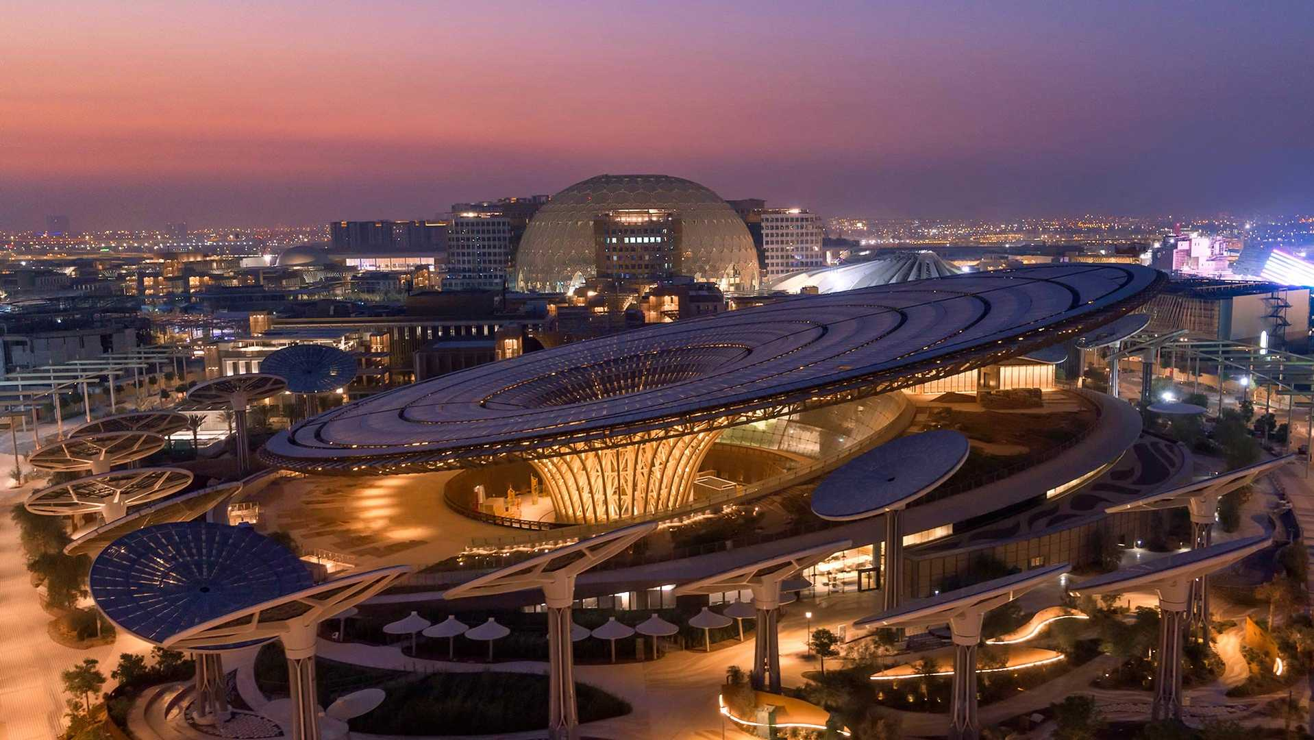 Expo 2020 Dubai to Catalyze the Pace of UAE's Real Estate Sector